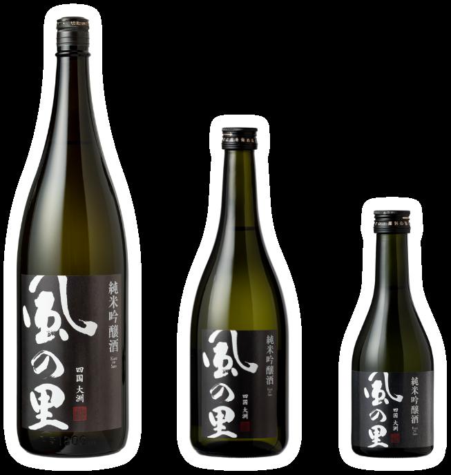 風の里 純米吟醸酒