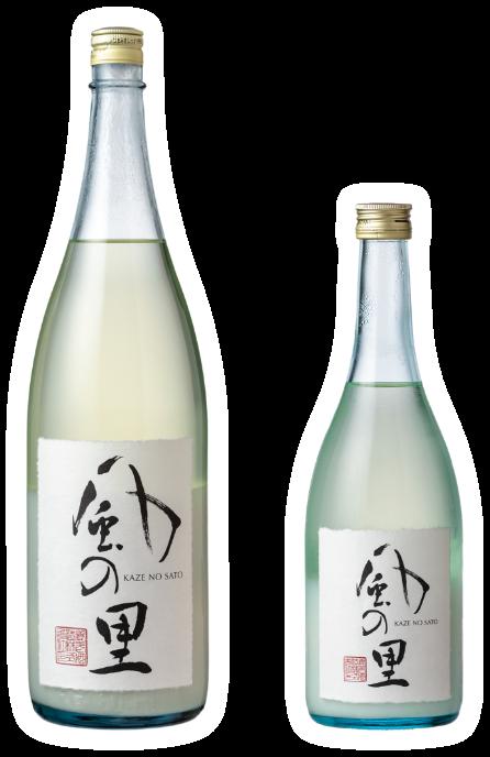 風の里 特別純米にごり酒